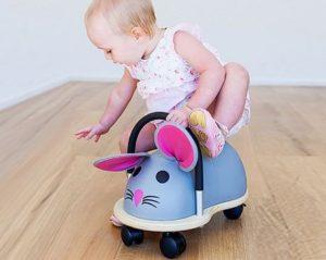 Wheely bug, un juguete inteligente