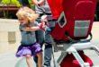 Ideas para pasear con bebés de distinta edad.
