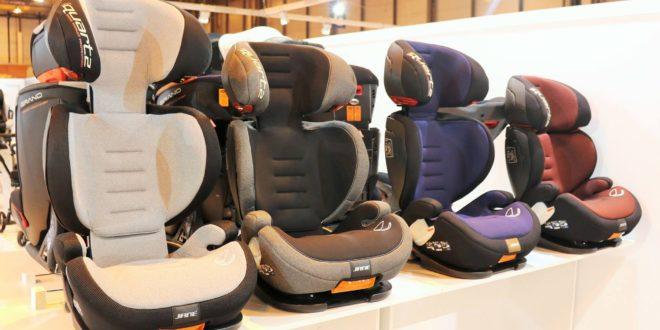 Feria puericultura 2017: Sillas de coche