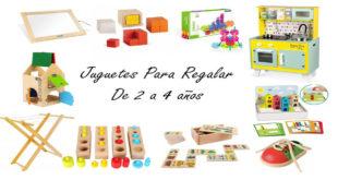 Juegos Y Juguetes Educativos 1 A 2 Anos Madres Y Listas
